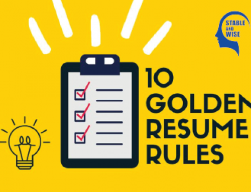 The 10 Golden Resume Rules