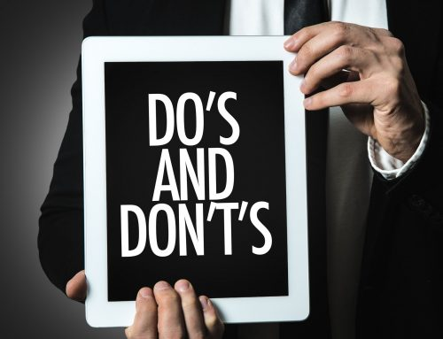 Your do's and don't's at Interviews