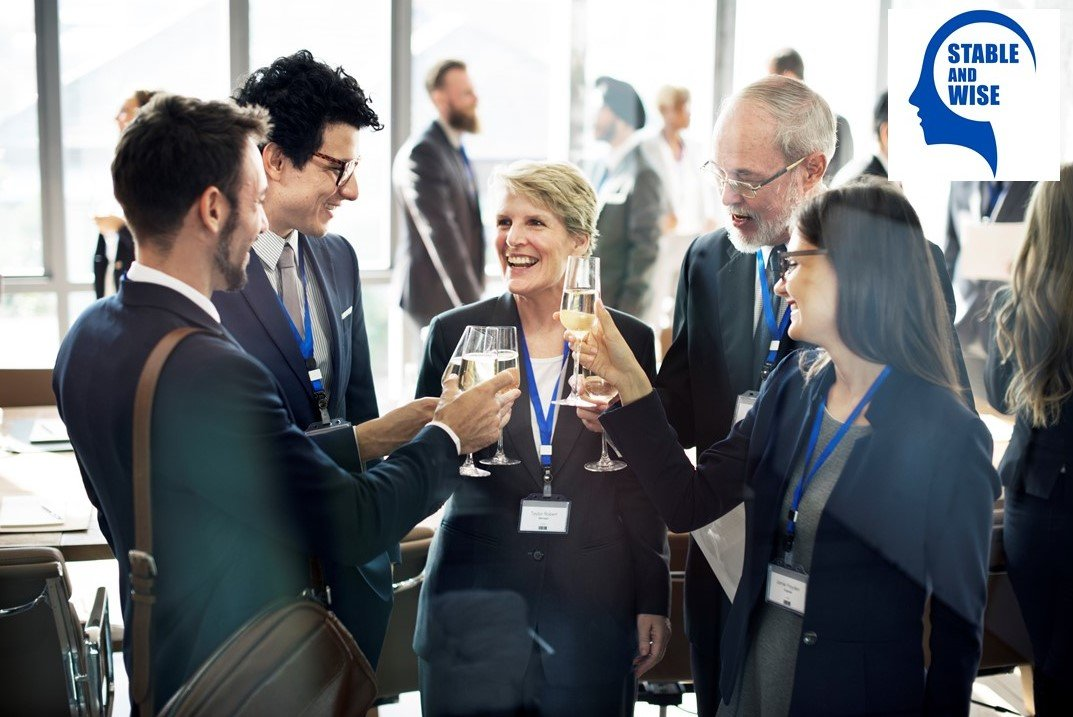 Jobs for over 50s; Networking event