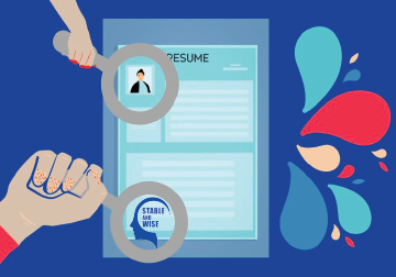 resume guide: resume magnified